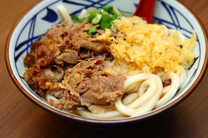 Marugame-Niku-Udon