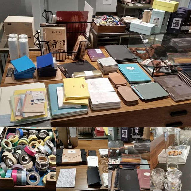 An awesome sample sale is still going on at @misc_store_ams ! Scored some awesome midori and le Typographe goodies. Sale will last until stock runs out so go check it out when you have the chance :) #samplesale #miscstore #miscellaneous #stationery #amste