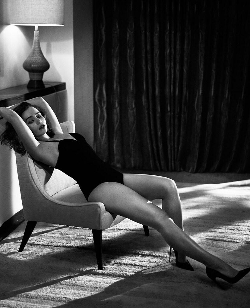 Эмилия Кларк — Фотосессия для «Esquire» 2015 – 5