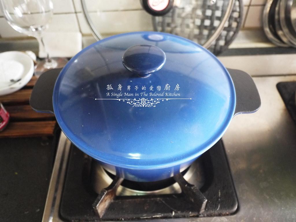 孤身廚房-蕃茄橄欖燴雞肉佐番紅花香米32