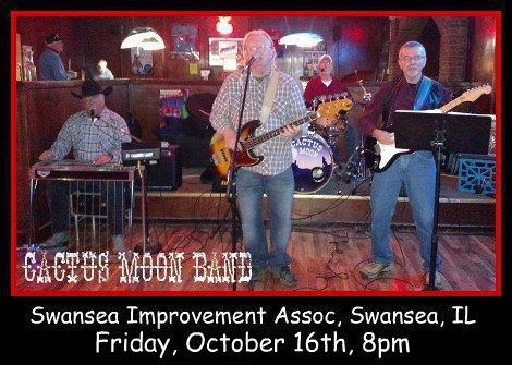 Cactus Moon Band 10-16-15