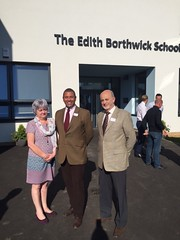 At the Edith Borthwick School, Braintree