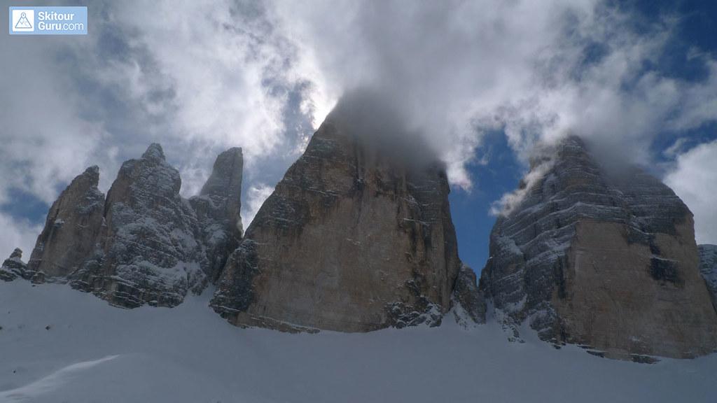 Tre Cime / Drei Zinnen (Day 5 H.R. Dolomiten) Dolomiti Italien foto 12