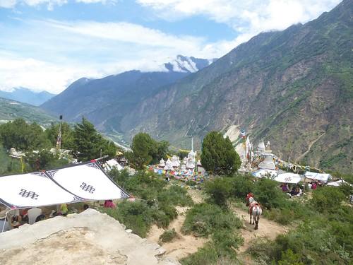 CH-Danba-Jiaju-Festival-Site (1)
