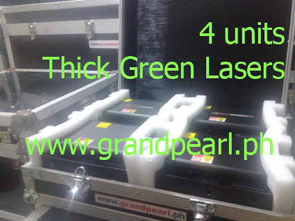 4unitsThickGreenLasers.www.grandpearl.ph