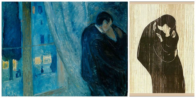 15 obras curiosidades pintor grito edvard munch