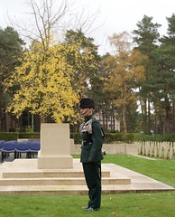 1 ART Pirbright, Remembrance Day Service Brookwood Cemetery 8th November 2015