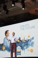 Georges Saab, Java Keynote, JavaOne 2015 San Francisco