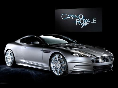 Aston Martin DBS - Casino Royale - 2006 - Promo Photo 2