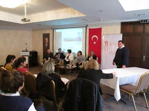 8 Aralık 2015 - Panel - Bedensel Cezalandırmanın Yasaklanması için Beraber Hareket Ediyoruz