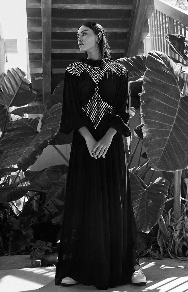 Фиби Тонкин — Фотосессия для «Flaunt» 2015 – 8