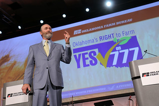 Oklahoma Farm Bureau 2015 Convention