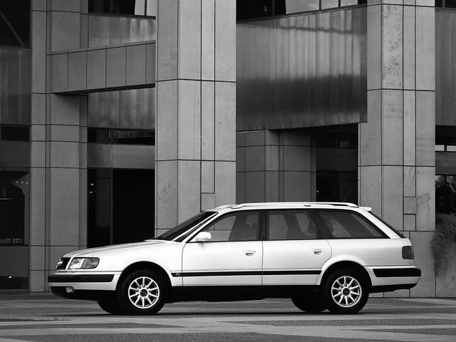 Универсал Audi 100 C4 Avant для рынка США. 1990 – 1994 годы