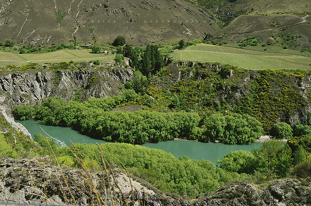 Arrowtown - Gibbston