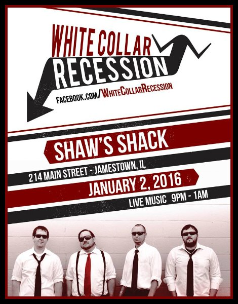 White Collar Recession 1-2-16