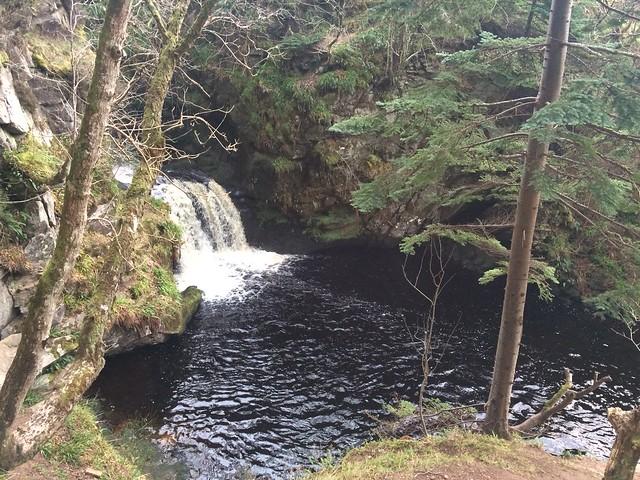 Lynn Falls, Aberlour