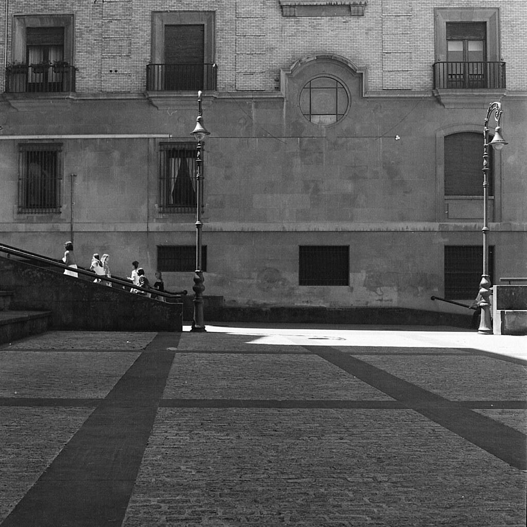 Pamplona, Plaza de los Burgos