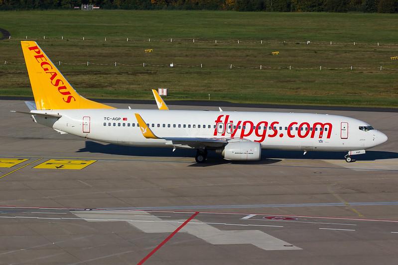Pegasus - B738 - TC-AGP (1)