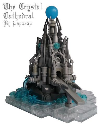 CCC XIII - Microscale Medieval Life - The Crystal Cathedral