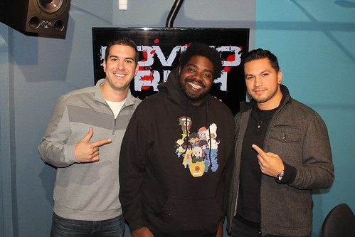 Ron Funches on the Covino & Rich Show
