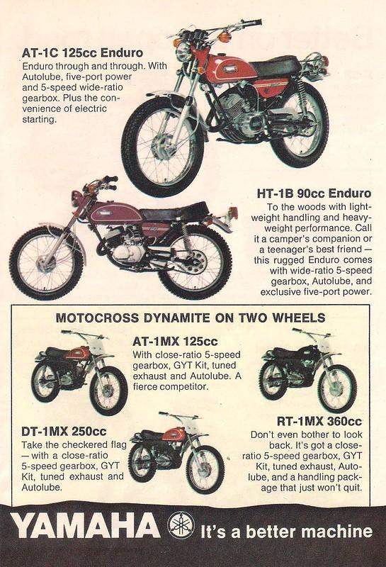 1971 Yamaha 4