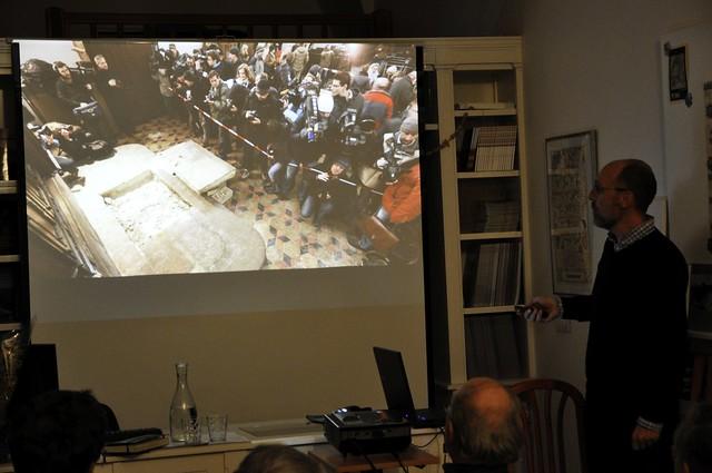Přednáška Robert Oppelt, Jaroslav Podliska: Archeologie a média, média o archeologii (NPÚ, 2015-12-03)