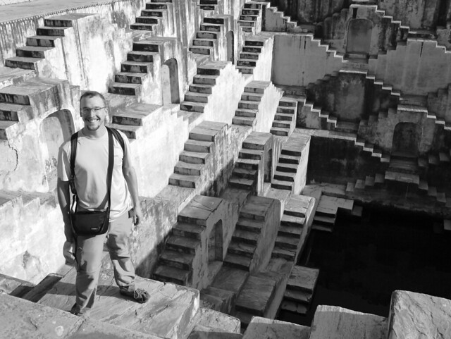In the Stepwell