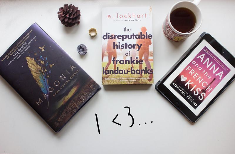Book crush books