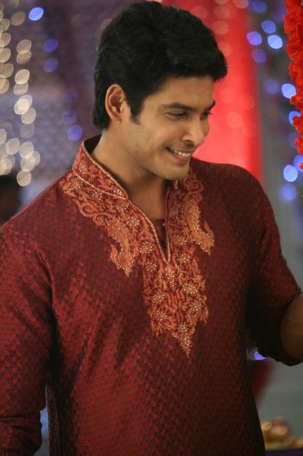 diễn viên Siddharth Shukla