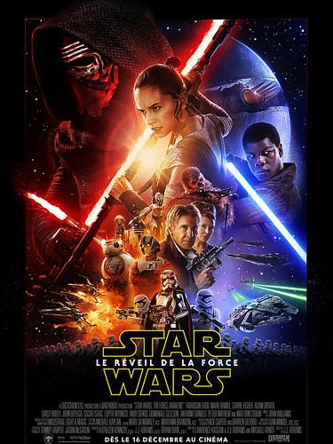 star wars, le réveil de la force