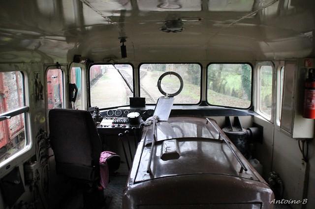 Cabine moteur X224 - SABA