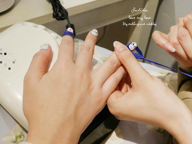 可愛俏皮光療指甲 (17)
