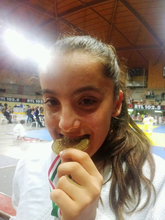 Noicattaro. Finali nazionali judo intero