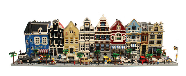 Modular City Street Side