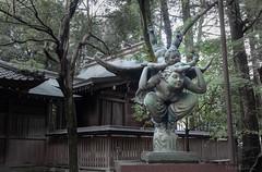Kanazawa Oyama Jinja Shrine-006