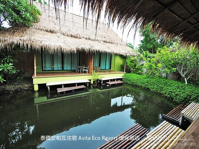 泰國安帕瓦住宿 Asita Eco Resort 環保飯店 26