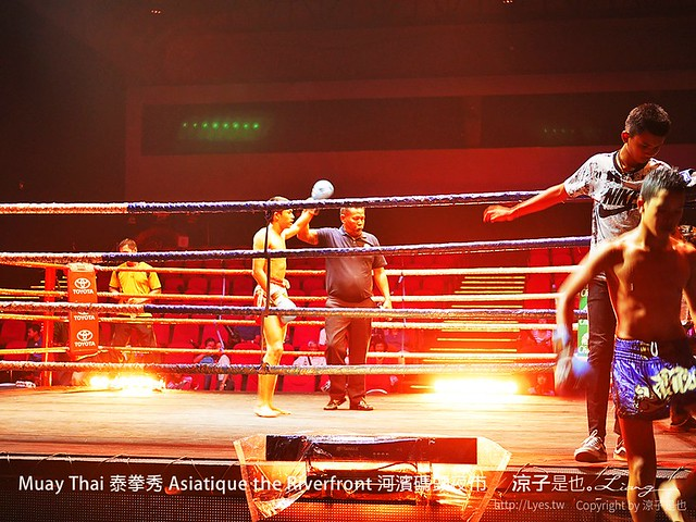 Muay Thai 泰拳秀 Asiatique the Riverfront 河濱碼頭夜市 28