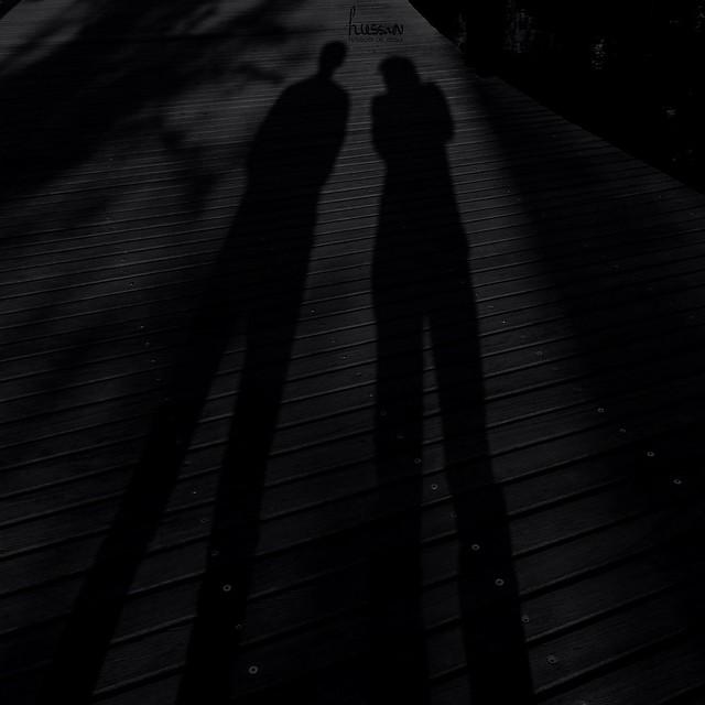الكُل سيتخلى عنك وستُصفع بمُر الحقيقة، حتى ظلك الذي ظننت انه سيرافقك دوماً سيتخلى عنك في الظلام.