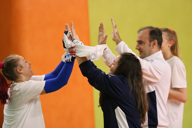 Campionato FIPAV U16 Bianca 23 ottobre 2016 Gonzaga Volley  - Pro Patria   3 - 1
