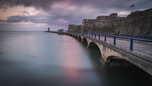Castle Breakwater