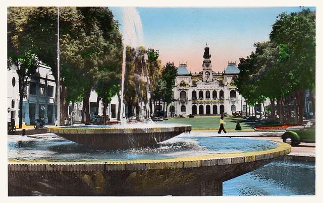 SAÏGON - Hôtel de Ville