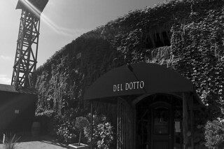Del Dotto Vineyards Historic Winery and Caves - Facade by roland luistro, on Flickr