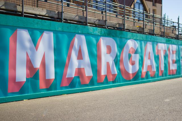 Margate sign