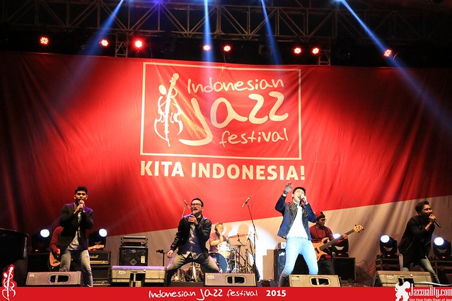 Indonesian Jazz Festival 2015 - 5 Romeo(1)