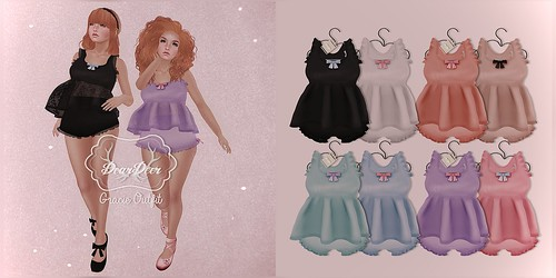 ♥ Gracie Outfit @Kawaii Project August 15th :D ♥