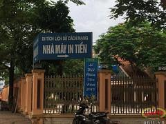 Vietnam money-printing plant