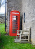 Downham Village Telephone Box...Bench and Bus stop by Laineyb93