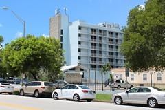 Former Howard Johnson's  Motor Lodge Miami Beach 1966