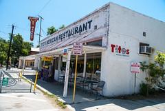 Tito's Restaurant, King William District