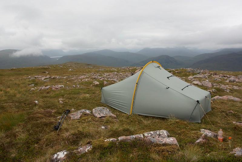 Scarp 1 above Loch Treig
